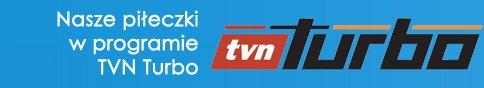 Nasze piłeczki w programie TVN Turbo